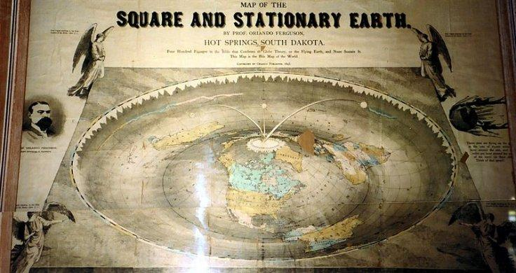 Square Earth