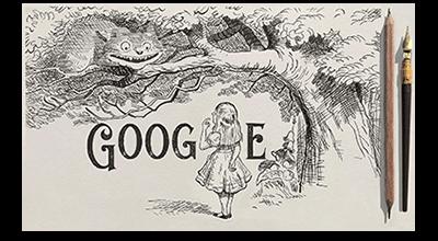 Google Doodle Aline