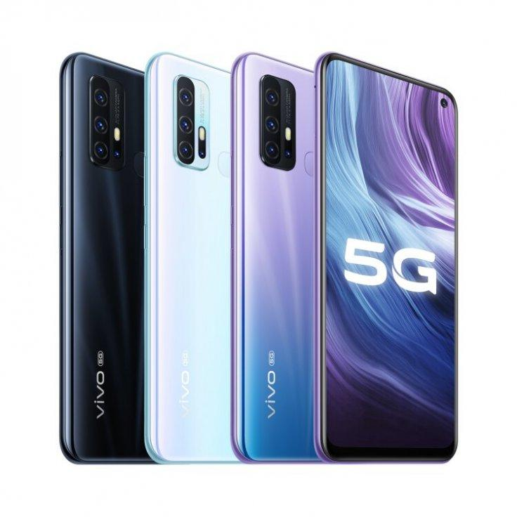 Vivo Z6 5G smartphone