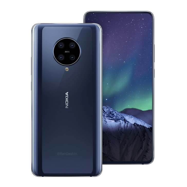 Nokia 9.2 render