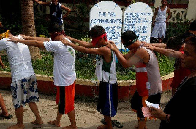 Inside Philippines drug rehab centres