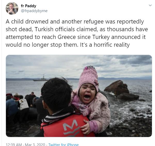 Turkish refugees