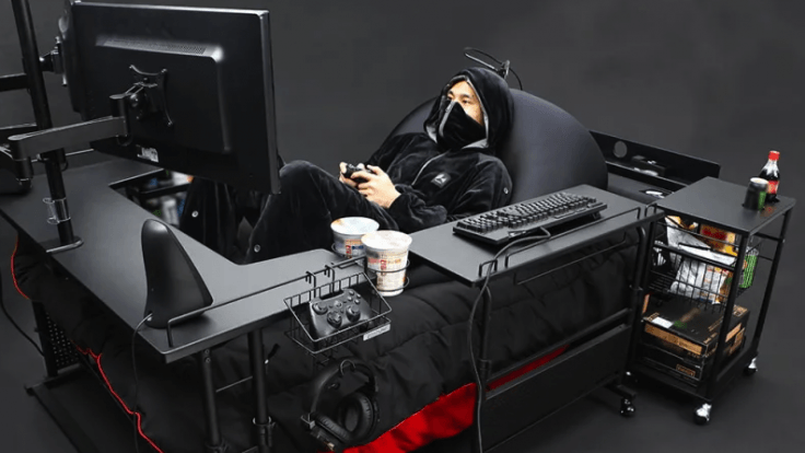 Bauhette gaming bed