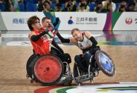 Wheel Chair rugby