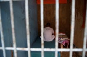 Heart-warming images of 'Recovering Champions' inside Philippines drug rehab centres