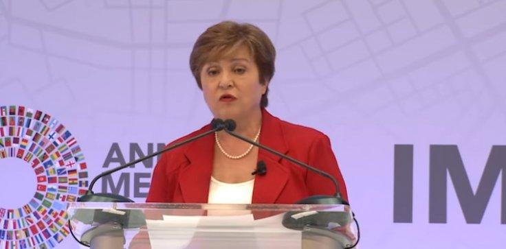IMF Managing Director Kristalina Georgieva