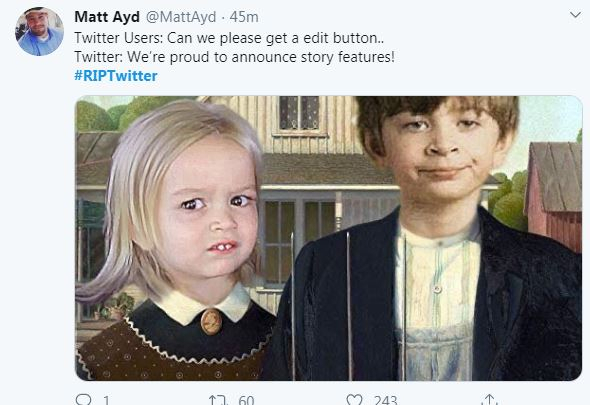 RIP Twitter