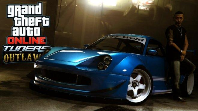 GTA 5 Online: Tuners and Outlaws DLC