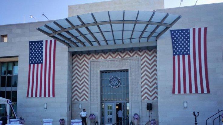 US embassy in Tunisia