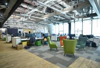 Facebook office in Singapore