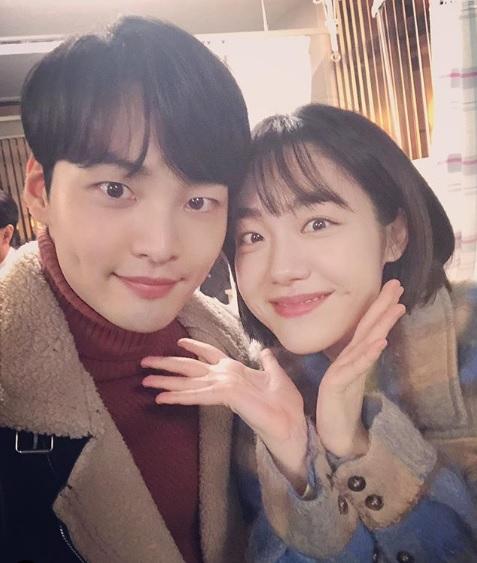 Kim Min Jae and So Ju Yeon