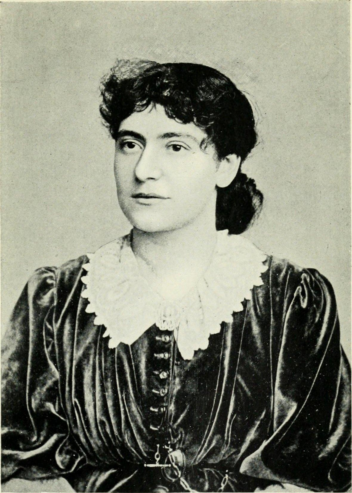 Eleanor Marx Aveling
