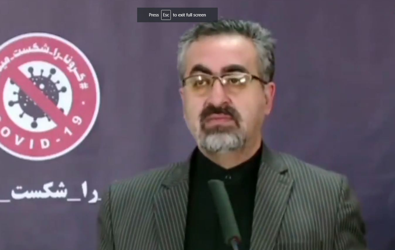 Iranian lawmakers passes away from coronavirus