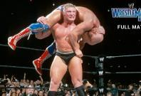Brock Lesnar and Kurt Angle