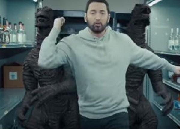Eminem Godzilla