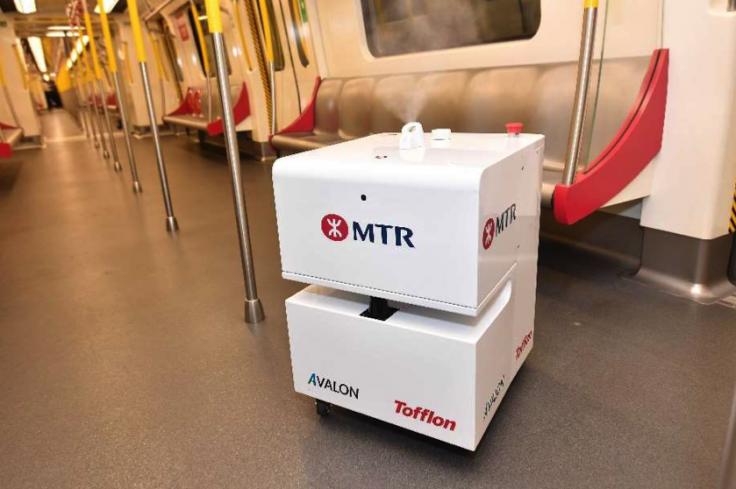 MTR robots