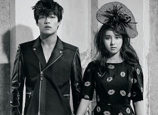 Kang Ha Neul Kim So Eun