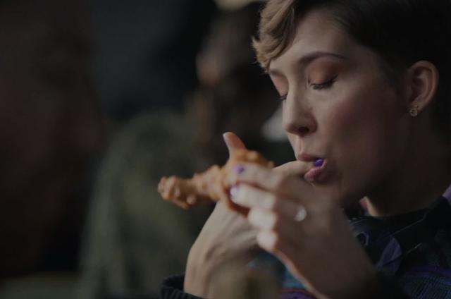 KFC's finger lickin good ad,