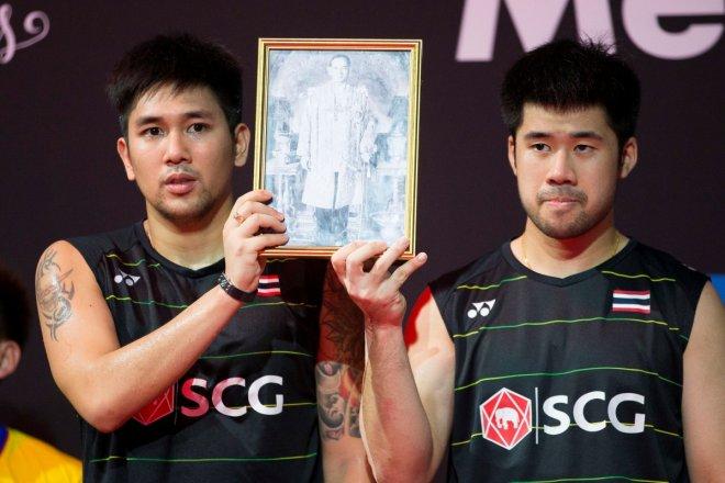 Bodin Isara and Nipitphon Phuangphuapet,
