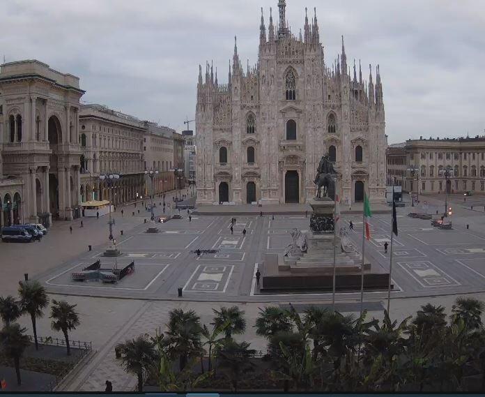 Italy shutdown