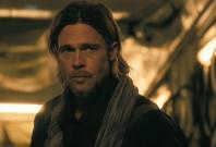Brad Pitt in World War Z One