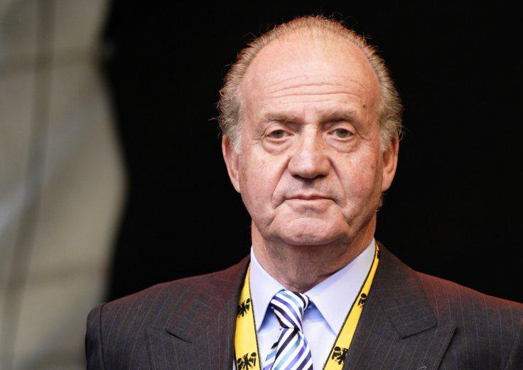 Juan Carlos, former Spanish monarch