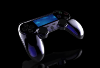 Proposed DualShock 5 controller with removable display,