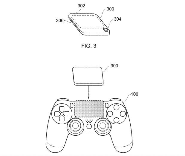 PS5 DualShock 5 controller patent