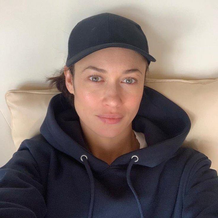 Bond girl Olga Kurylenko tests positive for coronavirus