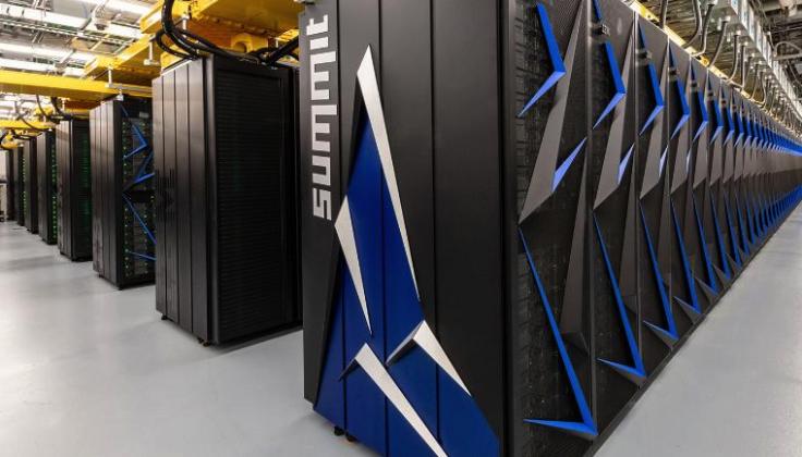 IBM's Summit supercomputer