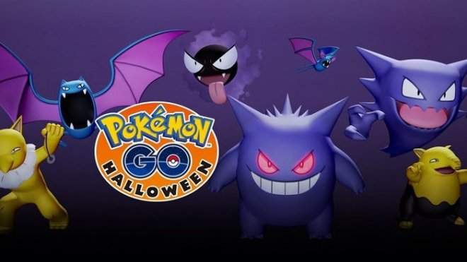 Pokemon GO Halloween event