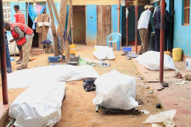 Kenya: 12 killed in al-Shabab attack targeting Christians in Mandera
