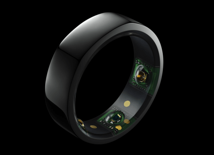 Oura smart rings