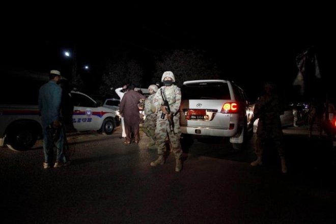 gunmen kill 59 in pakistan quetta police academy