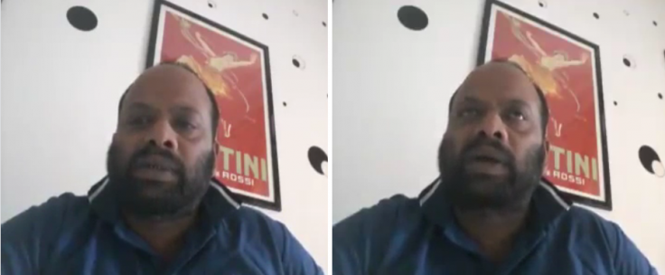 Indian man gives first hand information on the situations in Italy