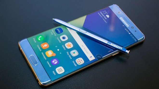 South Korean Note 7 owners get Note 8 or S8 upgrade at half