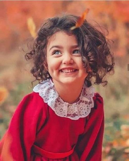 Fake News World S Cutest Baby Anahita Hashemzadeh Is Suffering From Coronavirus