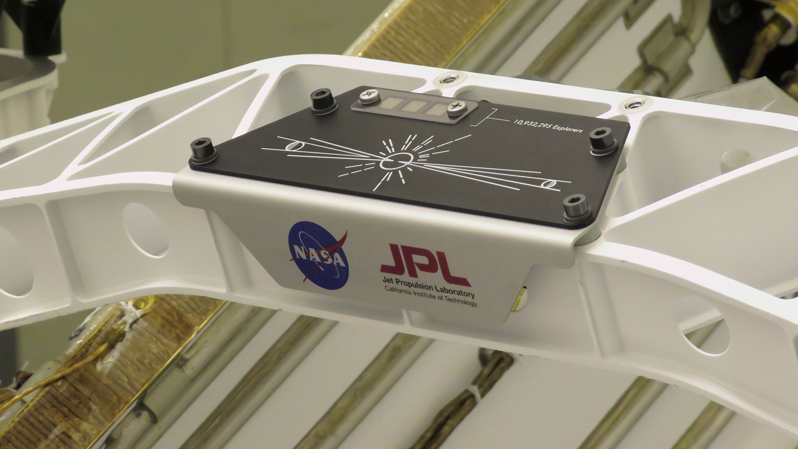 NASA's Perseverance Rover Traveling To Mars With 10.9 Million Names