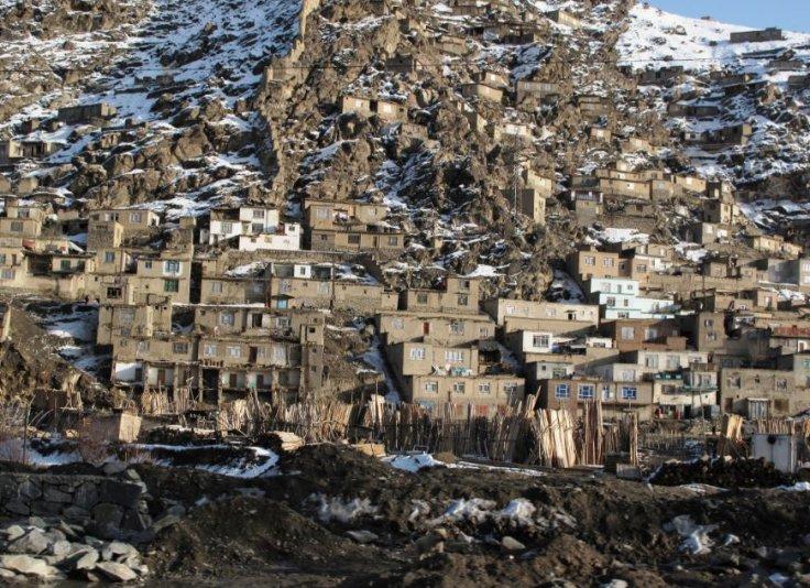 Old City Wall – Sher Darwaza, Kabul, Afghanistan