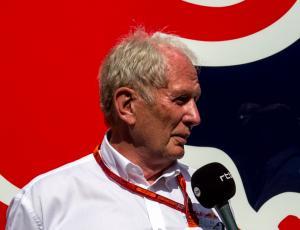 Helmut Marko at the 2016 Austrian Grand Prix