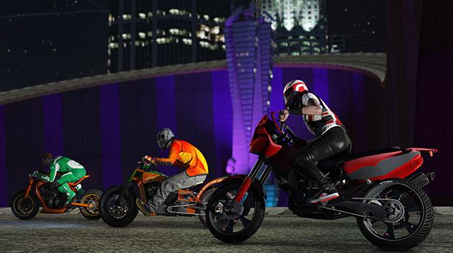 Nightlife - Premium Bike Race