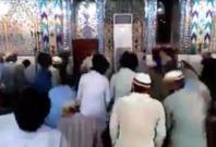 Mass sneezing fake video