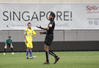 Tampine rovers in S league