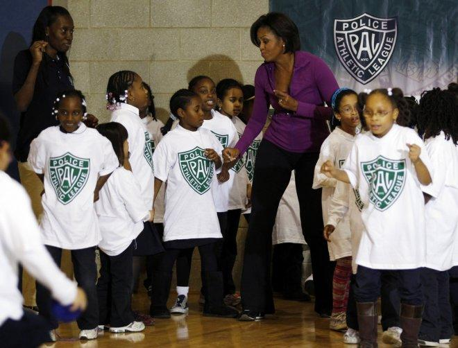 First Lady of Dance: 10 unique moves of Michelle Obama