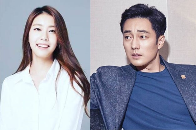 So Ji Sub marries his longtime girlfriend Jo Eun Jung