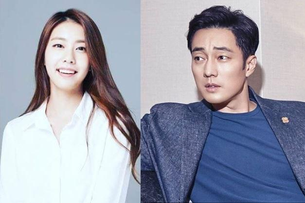 Jo Eun Jung So Ji Sub