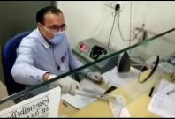 Indian banker's 'innovative' idea to get rid of Coronavirus goes viral on social media
