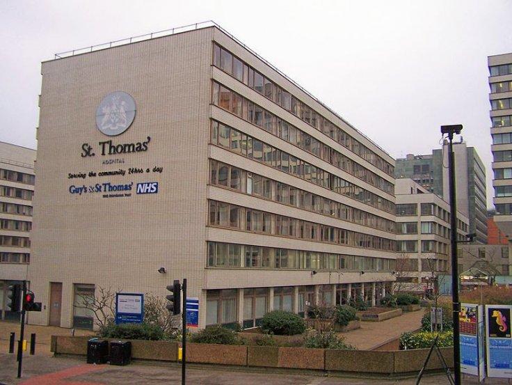 St Thomas' Hospita