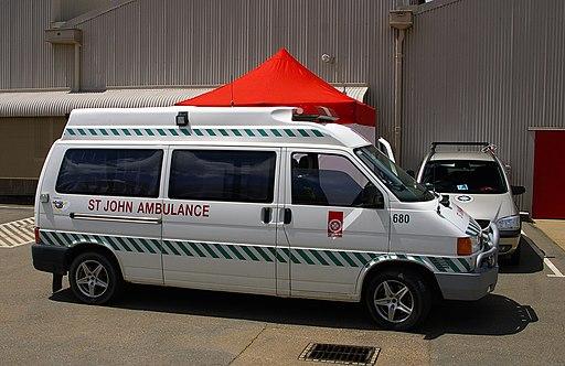St. John Ambulance Australia