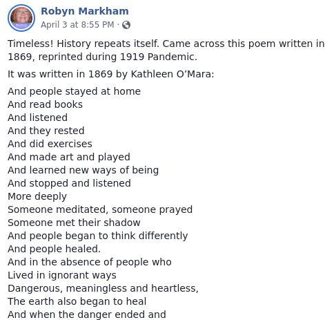 Robyn Markham